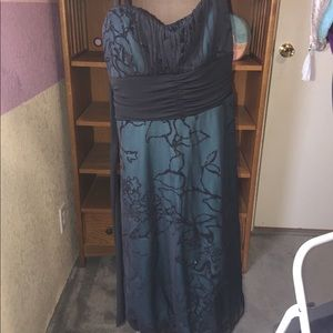 Formal Dress, just above Knee length